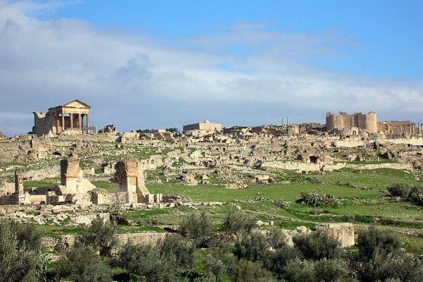 Тунис исторические достопримечательности