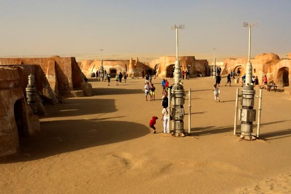 Пустыня Сахара Тунис